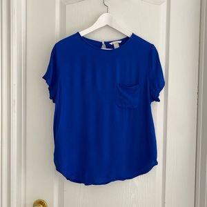 2/$25 H&M Pocket Tshirt Top